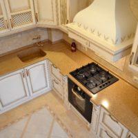 Заказать Столешницы и мойки на кухню в Москве - Фото 39