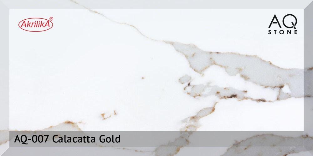 Aq 007 Calacatta Gold