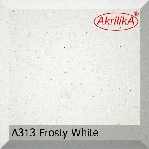A313 Frosty White