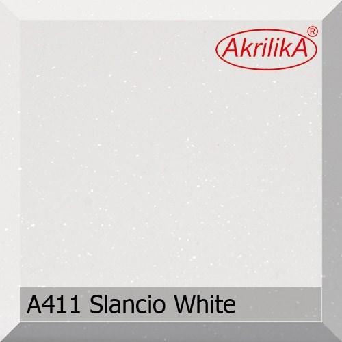A411 Slancio White