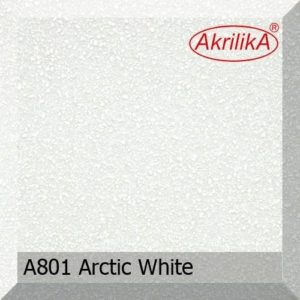 A801 Arctic White