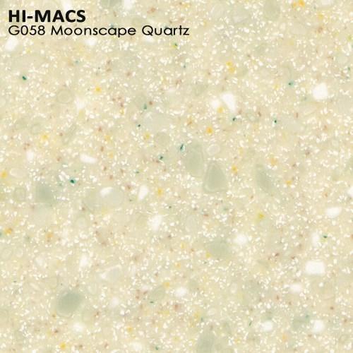 G058 Moonscape Quartz