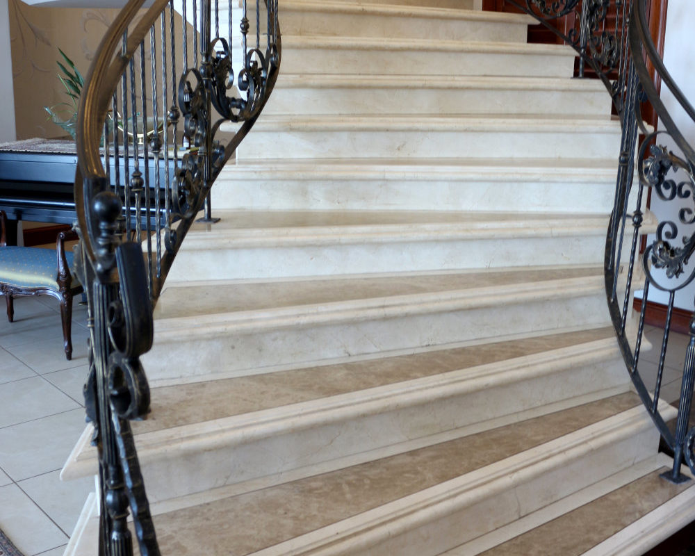 Заказать Лестницы и ступени в Москве - Фото 25