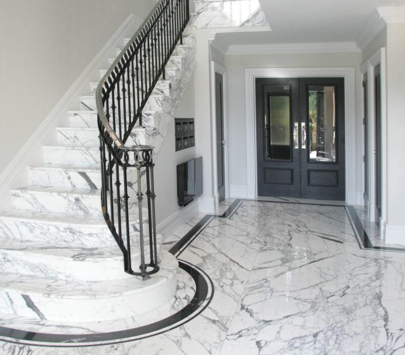 Заказать Лестницы и ступени в Москве - Фото 8