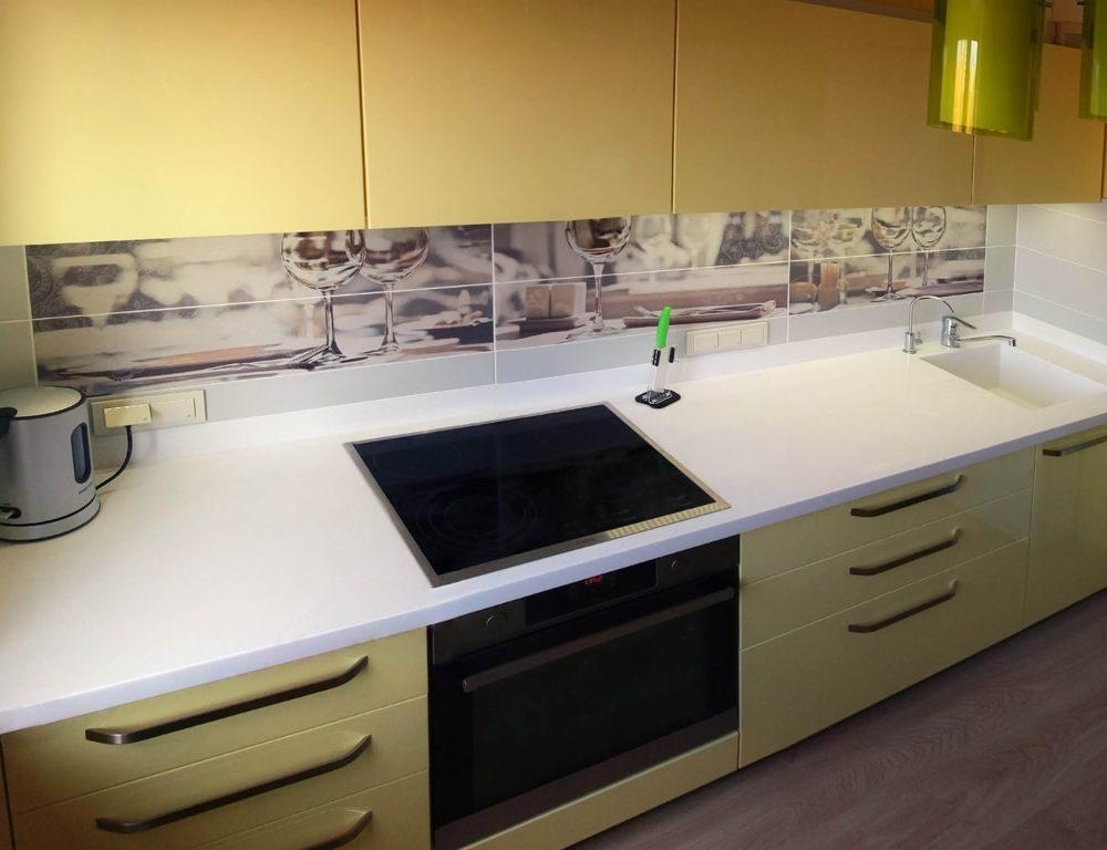 Заказать Столешницы и мойки на кухню в Москве - Фото 18