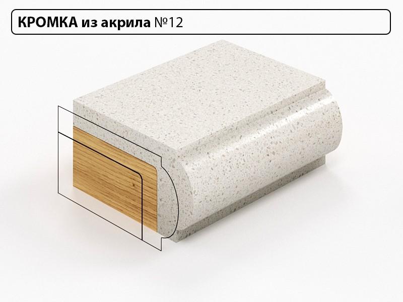 Заказать Кромка из акрила №12 в Москве