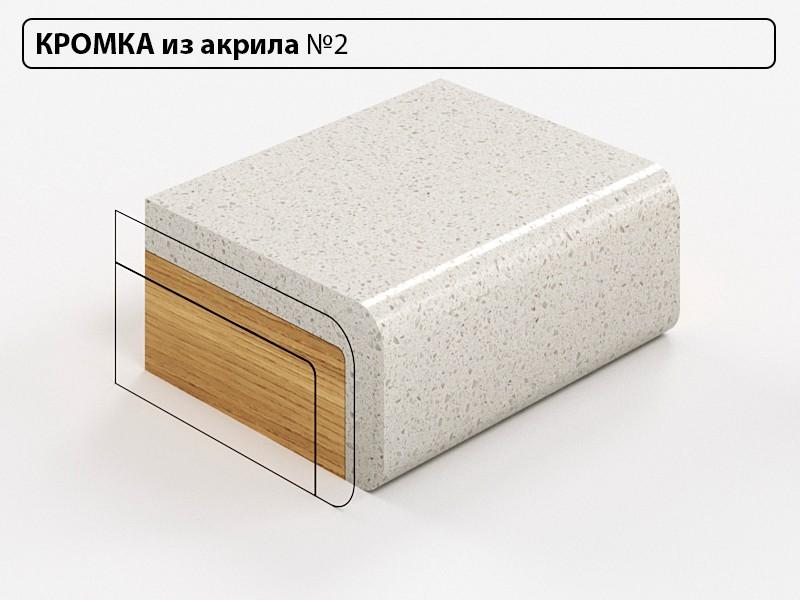 Заказать Кромка из акрила №2 в Москве