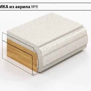 Заказать Кромка из акрила №9 в Москве