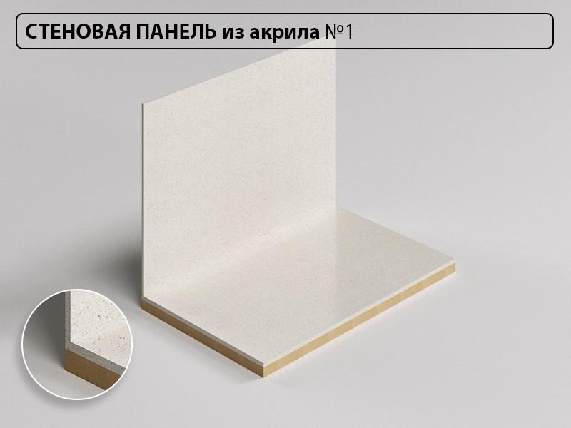 Заказать Стеновая панель акрил №1 в Москве - Фото 1