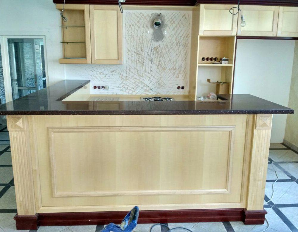 Заказать Столешница для кухни Grandex E613 в Москве - Фото 1