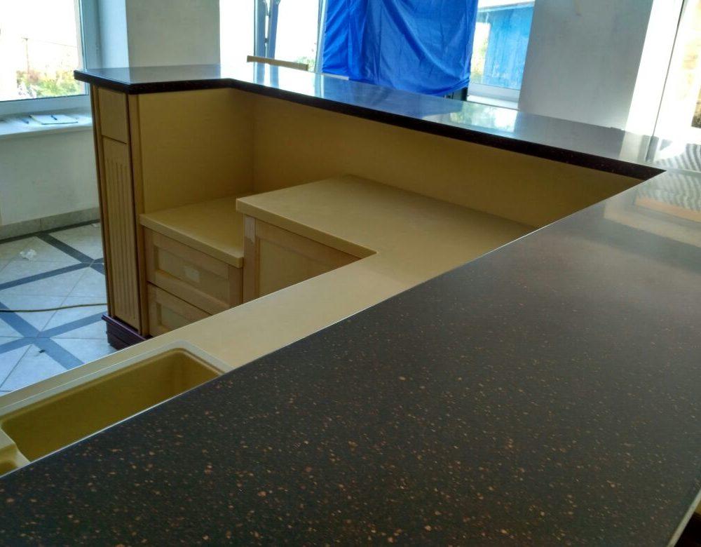 Заказать Столешница для кухни Grandex E613 в Москве - Фото 3