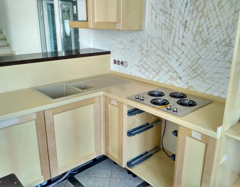Заказать Столешница для кухни Grandex E613 в Москве - Фото 4