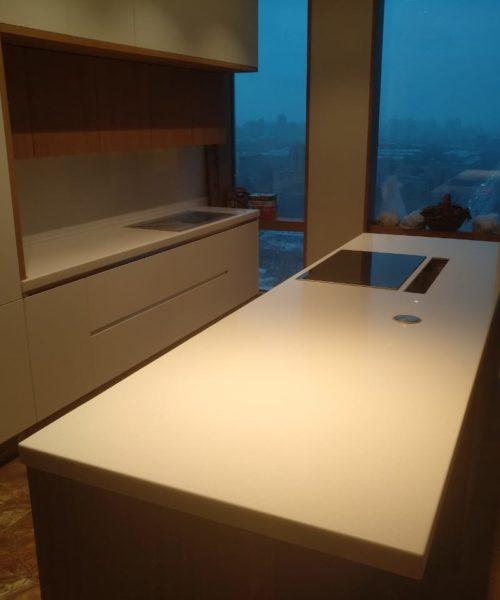 Столешница для кухни с островом Grandex A404